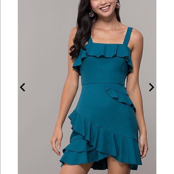 PromGirl Dresses & Skirts - Ruffle dress